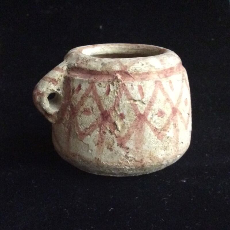 ARCHEOLOGY, Ancient Parthian Ceramic Vessels ~ 2500 years old Original !