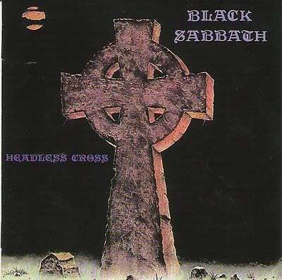 Black Sabbath   Headless Cross Cd Jewel Case