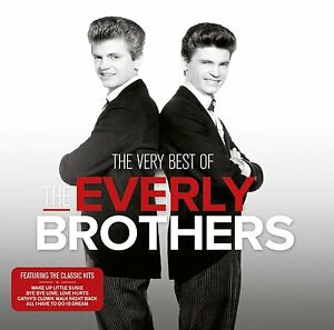 EVERLY BROTHERS VERY BEST REMASTERED CD NEW