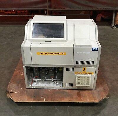 Hp Series Ii 1090 Hplc Liquid Chromatograph Laboratory System Module Powers On