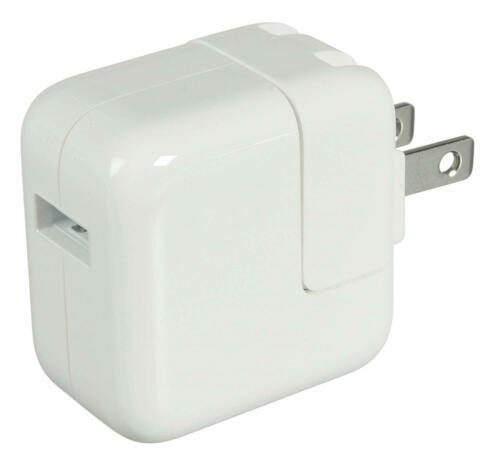Original 12W - 10W USB Power Adapter Wall Charger for Apple iPad 2 3 4 Air