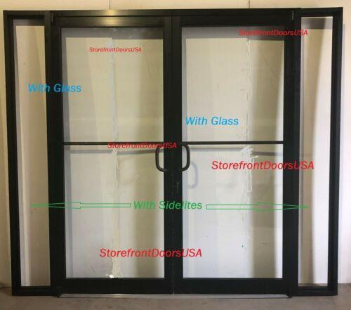 STOREFRONT DOOR, FRAME & CLOSER 6
