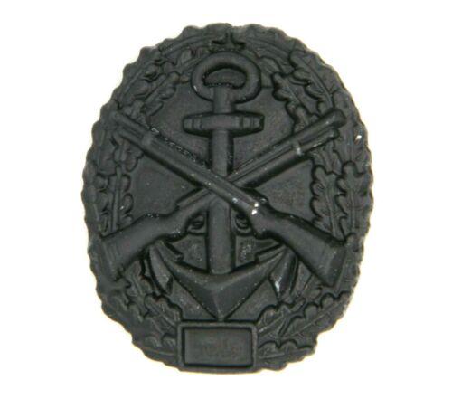 WW1 Imperial German Naval Badge Marine Black