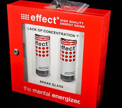 Effect Energy, Notfall Kasten, Feuermelder, Emergency. abschließbar,