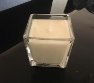 Sqaure fragrant soy candles hand made Waikiki Rockingham Area Preview