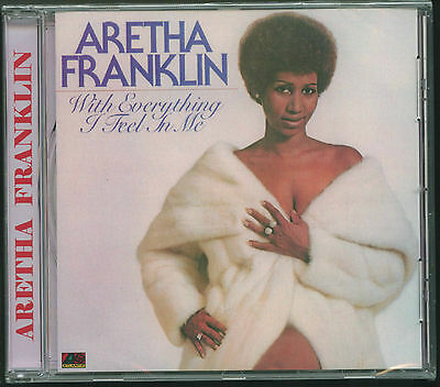 Aretha Franklin   With Everything I Feel In Me
