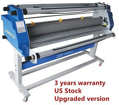 Enhanced 60full Auto Cold Roll Laminator Heat Assisted Seal Machine Wide Format