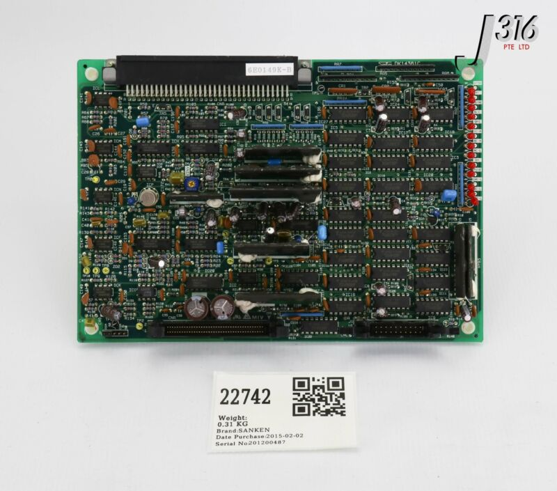 22742 Sanken Pcb Assy Dk14361c