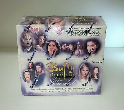 Buffy the Vampire Slayer - Women of Sunnydale - Sealed Trading Card Hobby Box