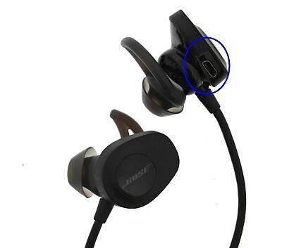 Bose SoundSport Bluetooth Wireless Headphones Neckband Black Used Good