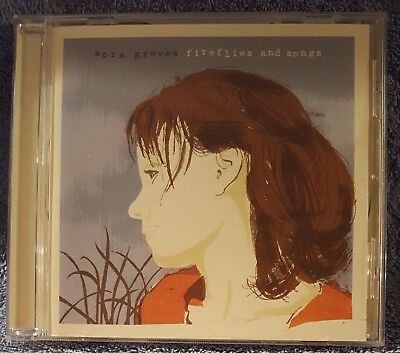SARA GROVES Fireflies And Songs 2009 CD BUY 2, GET 1 FREE