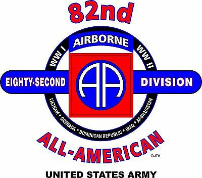 82nd Airborne Division & Operation Desert Storm Veteran 2...