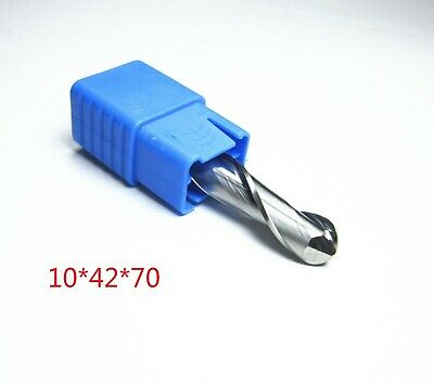 Woodworking 10mm 104270 Carbide Ball Nose End Mills Ballnose Milling Cutter