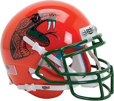 Florida A&M Rattlers Schutt Mini Football Helmet - Fanatics Florida A&m Football