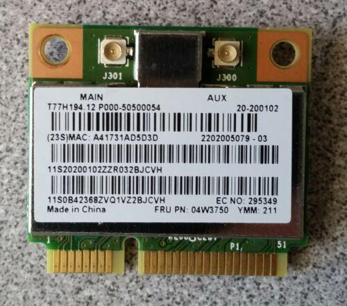 Lenovo B590 04W3750 Wireless WiFi Card BCM94313HMG2L GENUINE