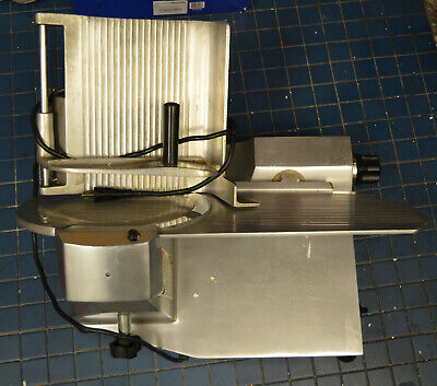 Globe Chefmate Commercial Meat Slicer Model Gc12d