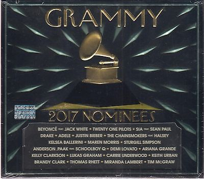 Grammy 2017 Nominees Cd New Beyonce  Jack White    Now Shipping