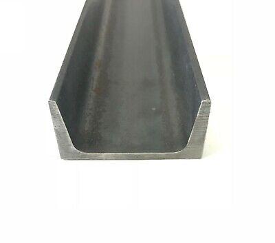 Steel Channel 3x 4.1 Ft X 12