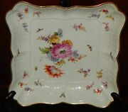Antique Porcelain Tray