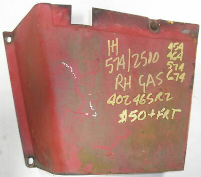 Ih 574 Right Rear Lower Side Cover 402465r2 Discontinued