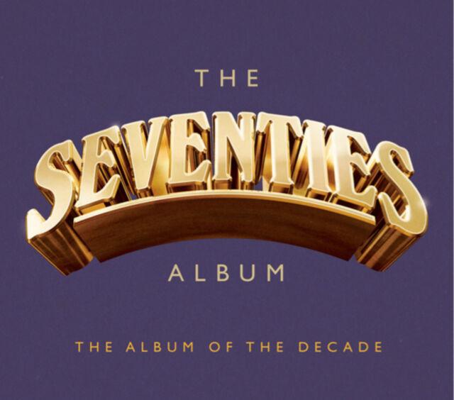 The Seventies Album - The Album of the Decade - New 3 x CD