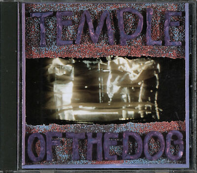 Temple Of The Dog - Temple Of The Dog (CD, Apr-1991, A&M Records)