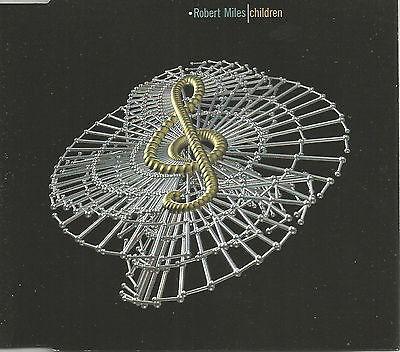 ROBERT MILES Children 4 TRX w/RARE MIXES & EDIT CD single SEALED USA seller 1996