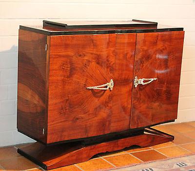Sideboard Kommode Schrank Art Deco Frankreich