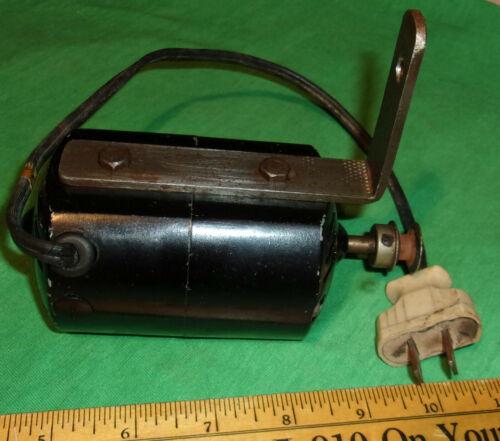 Unmarked Working Sewing Machine Motor Clean Singer 66/99 Type 1930