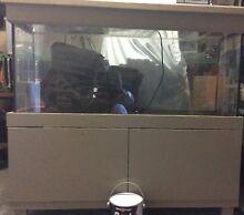 Professional custom high quality 4ft fish tank . FILTER + LIGHT Hurstville Hurstville Area Preview