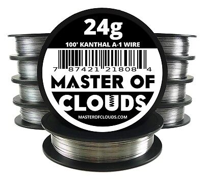 Wholesale - Kanthal A1 Wire - Lot of 10 Spools - Pick a Gauge & Length