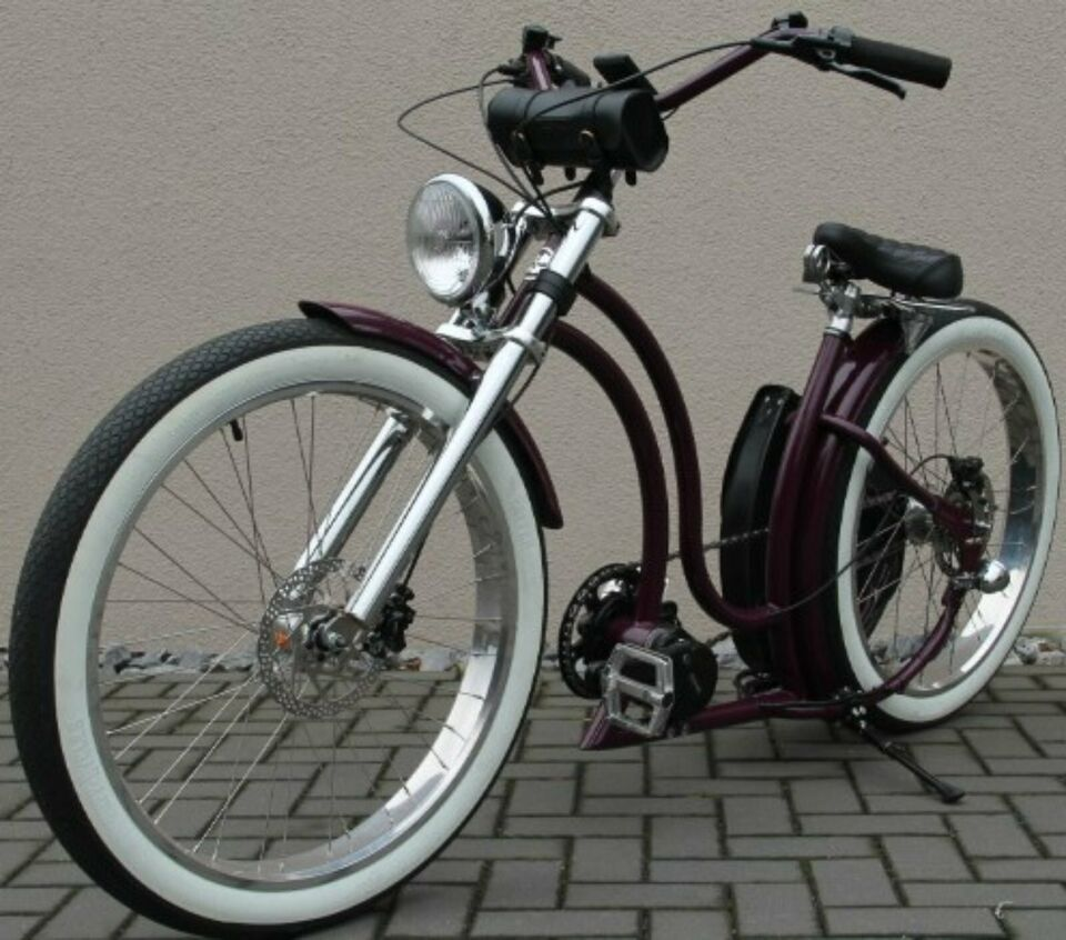 """NEU RUFF """"LADY TANGO"""" Custom Bike#e-Bike#Beach-Cuiser#720Wh in Soest"""