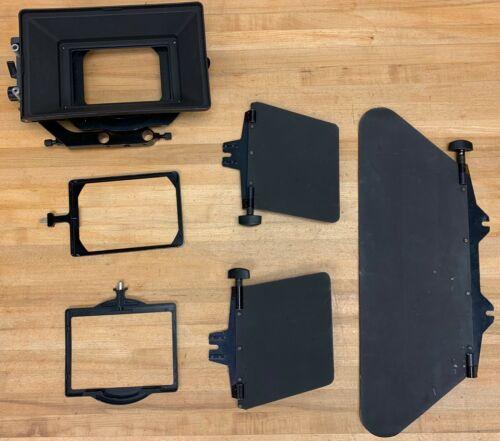 ARRI Arriflex Matte Box MB-19 with 15mm Light Weight Swing Away Camera Bracket