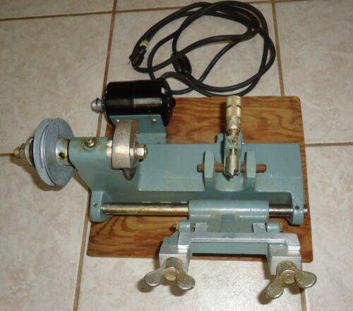 Belsaw Model K-350 Key Machine Dayton Motor
