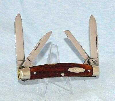 RARE VINTAGE CASE XX REDBONE CONGRESS KNIFE 6488 LP 1940-48 BOOK $3750.00