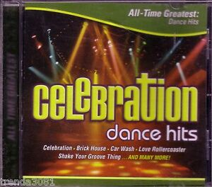 Celebration dance hits all time greatest cd classic 70s for Classic dance tracks