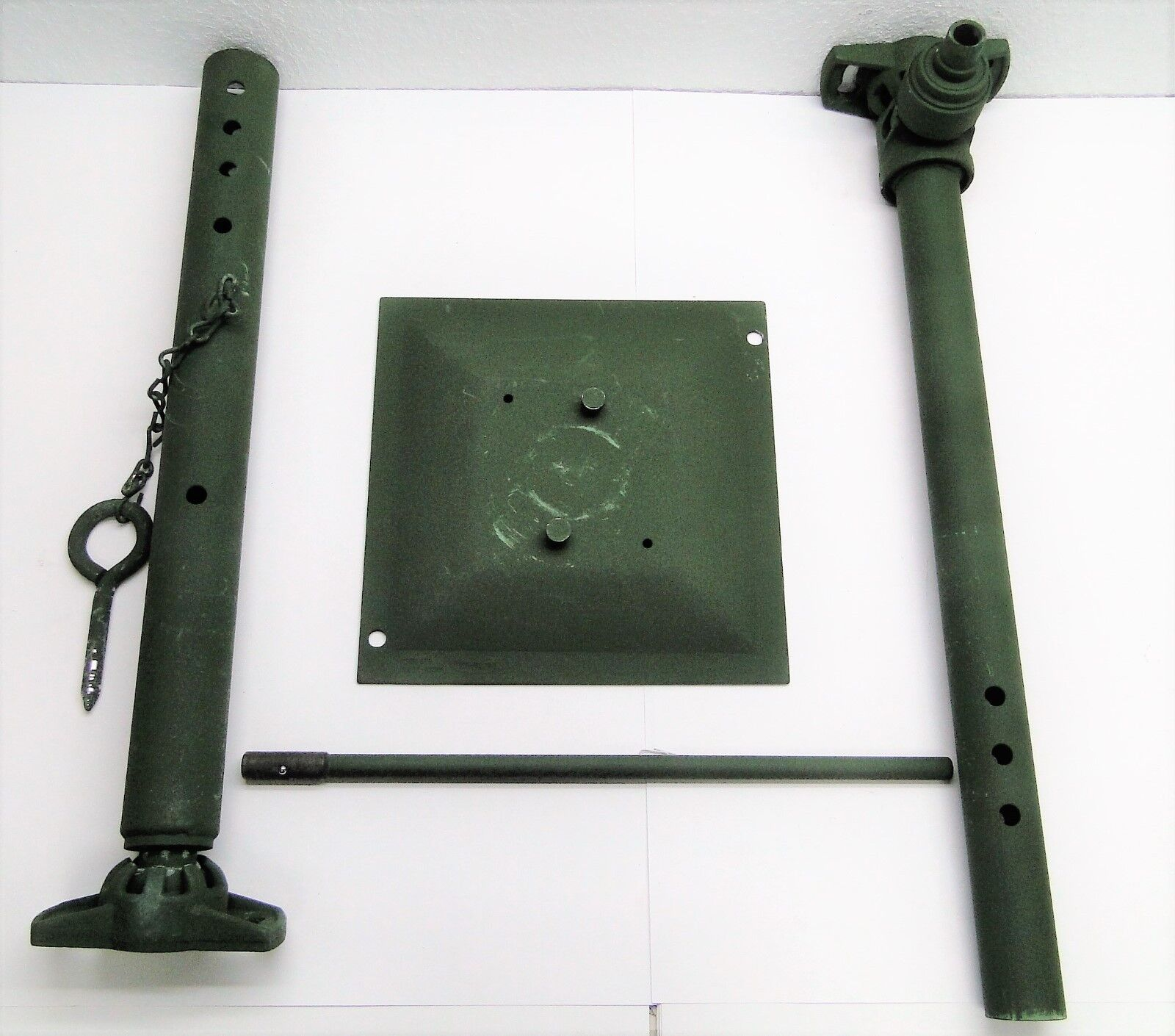 U S Military 5 Ton Expansible Ground Support Leveling