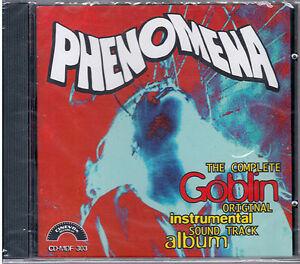 PHENOMENA-THE-COMPLETE-GOBLIN-ORIGINAL-INSTRUMENTAL-SOUND-TRACK-CD-NEW-SEALED