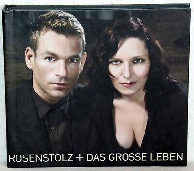 Großes Cd Dvd (CD/DVD - ROSENSTOLZ - Das Grosse Leben)