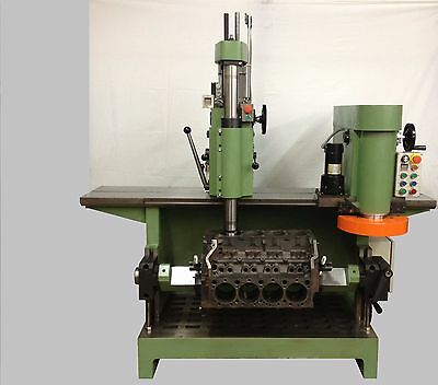 Brand New Automotive Milling And Boring Combo Machine