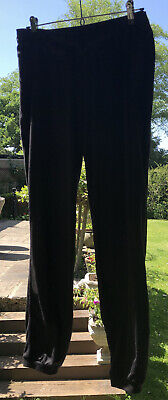 Puma Sz 12 Black Workout Pants