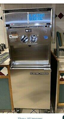 Electro Freeze Soft Serve Ice Cream Machine. 88t-rmt-232