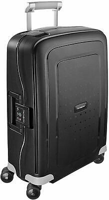 Samsonite S'Cure Spinner S Cabin Bag, 55 cm, 34 Litre, Black  RRP175 BARGAIN !!!