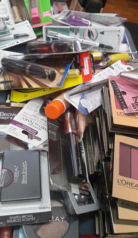Mixed Makeup lot - Eye Lip Face Wholesale/Resale 20 Pcs