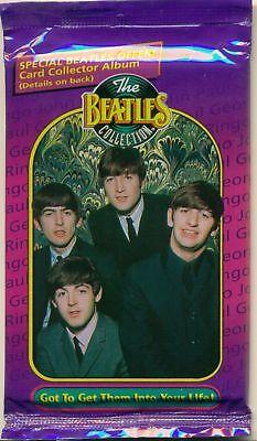 The Beatles Collection us tarjetas de colección 10-er Pack