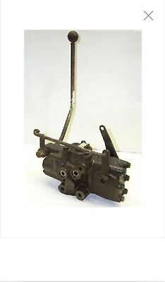 Used Satoh S-650g 3 Point Control Valve Pulled From Running Tractor