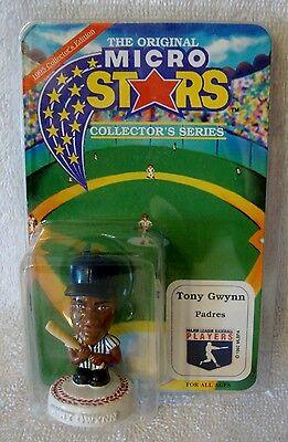 1995 The Original Micro Stars San Diego Padres Tony Gwynn MLB HOF
