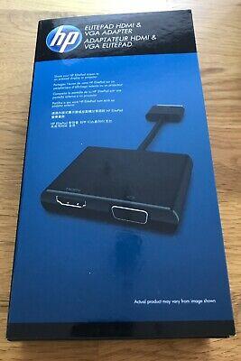 Genuine HP EliteFolio Ethernet /& VGA Adapter 742512-001