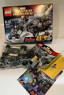 LEGO Marvel Super Heroes Avengers Hydra Showdown 76030 Set NO MINIFIGURES