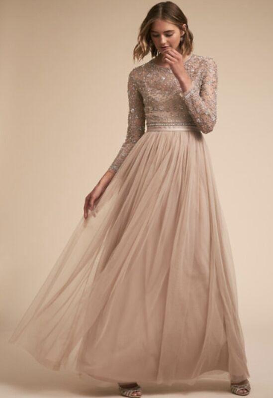 New Bhldn x Needle & Thread Miramar Dress US sz 4